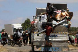 Lebih 72 persen Daraa, Suriah, kembali ke dalam kekuasaan pemerintah
