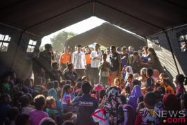 Kak Seto: anak-anak korban gempa NTB sudah ceria
