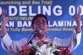 Menteri Susi ajak warga menghadap ke laut pada 19 Agustus
