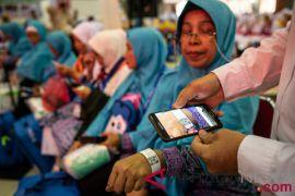 Embarkasi Jakarta sudah berangkatkan 3.496 calhaj