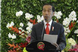 Presiden Jokowi: tidak pernah beri tanah ke perusahaan besar