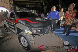ITS luncurkan mobil listrik untuk Rally Dakar