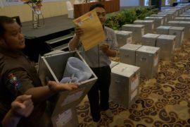 KPU Jatim rekapitulasi suara pada 7 Juli