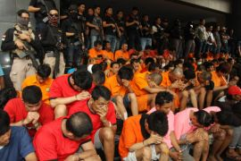 Operasi cipta kondisi jelang Asian Games ditingkatkan