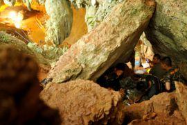 Thailand berencana tambah keamanan gua Tham Luang