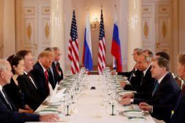 Trump sebut AS harus cari cara bekerja sama dengan Rusia