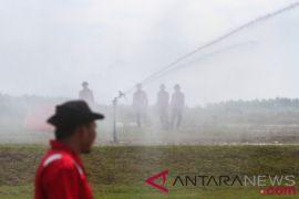 Kebakaran lahan baru bermunculan di Pekanbaru