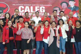 Lewat caleg artis, PDI Perjuangan ingin wujudkan cita-cita Bung Karno