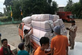 Pemprov Bali kirim bantuan logistik ke NTB