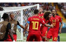 Belgia melenggang ke perempatfinal, Jepang pulang