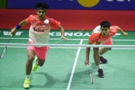 Taiwan gagalkan laju Berry Angriawan/Hardianto di perempat final Indonesia Open