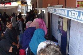 7.000 lowongan tersedia di bursa kerja Sukabumi