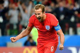 Inggris istirahatkan Kane untuk pertandingan lawan Swiss