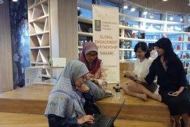 Dosen Vokasi UI Promosi Budaya di Thailand