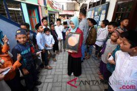 BMKG Padang Panjang pantau gerhana bulan total