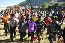 1.091 pendaki Gunung Rinjani sudah dievakuasi