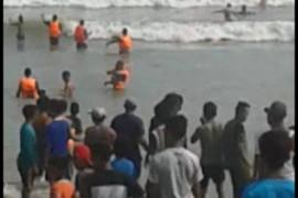 BPBD Lebak Evakuasi Dua Nelayan Hilang
