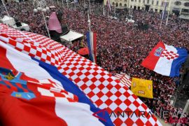 Pelni gelar nonton bareng final Prancis-Kroasia di atas kapal