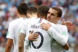 Griezmann jadi pemain terbaik laga Prancis vs Uruguay