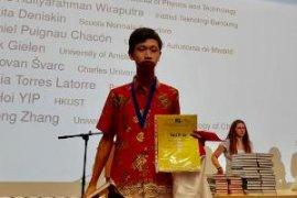 Indonesia raih emas kompetisi matematika di Bulgaria