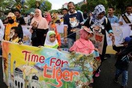 THA suarakan penyelamatan harimau sumatera