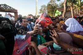 "Jokowi ajak masyarakat tonton film ""Sultan Agung"", kolosal terbesar Indonesia"