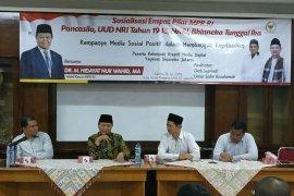 HNW : Pancasila amanatkan pilih pemimpin amanah