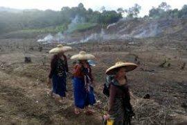 Pemuka Adat Badui minta Presiden bantu tambahan lahan
