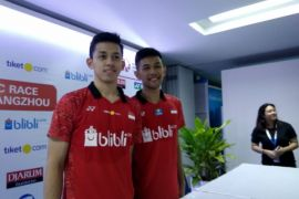 Indonesia pastikan tiket final ganda putra