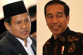 Survei Median: Elektabilitas Jokowi-Muhaimin paling tinggi