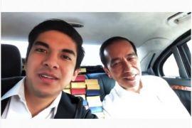 Menpora tampan Malaysia unggah vlog bersama Jokowi, apa yang dibicarakan?
