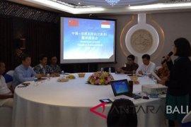 """Pertemuan Jurnalis RI-RRT di Bali, wartawan China """"jatuh cinta"""" Indonesia"""
