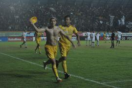 Sriwijaya FC berupaya redam Mitra Kukar