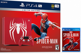 "Sony tengah buat PS4 Pro Spider-Man ""Amazing Red"" edisi terbatas"