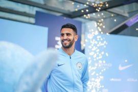 Mahrez targetkan juara Liga Champions bersama City