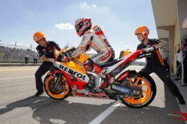 """Marquez rebut """"pole position"""" motogp Austria"""