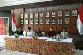 Obor Asian Games diterima Presiden 17 Agustus
