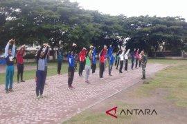 33 calon Paskibra dilatih Kodim Aceh Utara