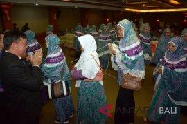 Pelepasan Calon Haji Bali