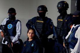 Polisi tangkap wanita simpan 18 paket sabu-sabu
