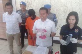 Polresta Denpasar tahan residivis kurir sabu-sabu