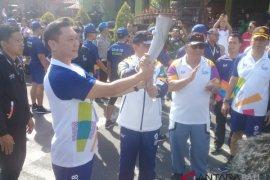 INASGOC apresiasi sponsor pawai obor Asian Games