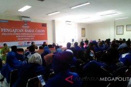 KPU Karawang terima pendaftaran bacaleg tiga parpol