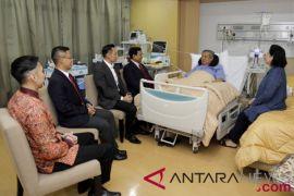 SBY sudah semakin sehat menurut Ani Yudhoyono