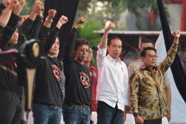 Moeldoko bisa berikan nilai plus Jokowi
