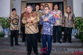Presiden Jokowi tulus ajak Demokrat bergabung, kata SBY