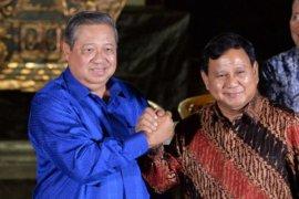 Prabowo temui SBY Selasa malam