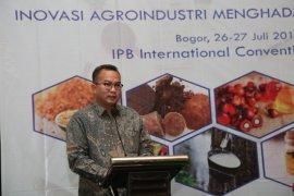 Pesan Rektor IPB di  Seminar Nasional Agroindustri