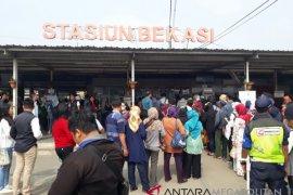 Stasiun Bekasi layani tiga pemberangkatan jarak jauh mulai 1 November