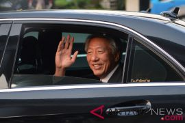 Deputi PM Singapura temui Jokowi bahas KIP